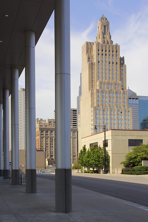 Downtown Kansas City Photograph