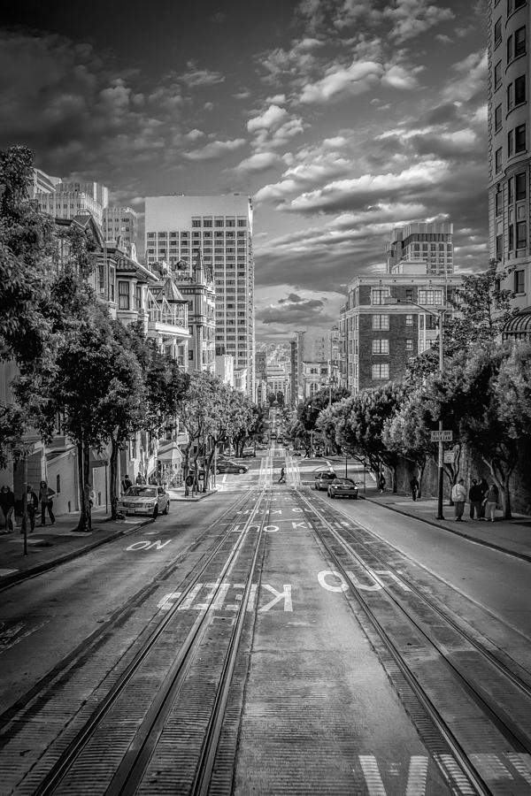 America Photograph - Downtown San Francisco II by Erik Brede