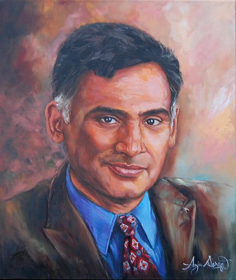 Dr. Bari by Anju Saran