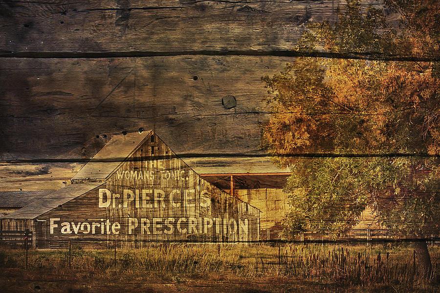 Dr. Pierces Barn Photograph