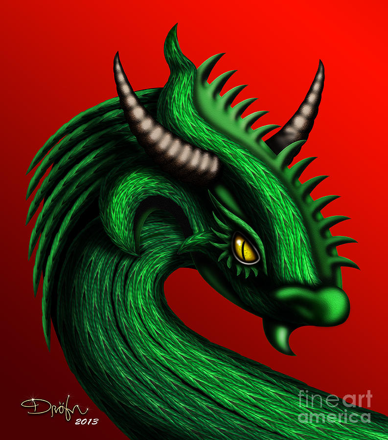 Dragon Digital Art