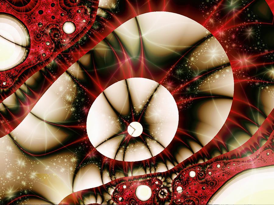 Dragon Eye Digital Art