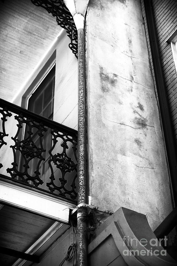 Drain Pipe Photograph