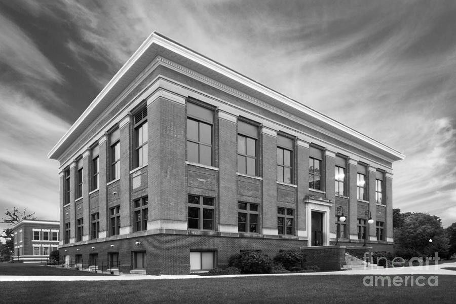 Drake University Carnegie Hall Photograph