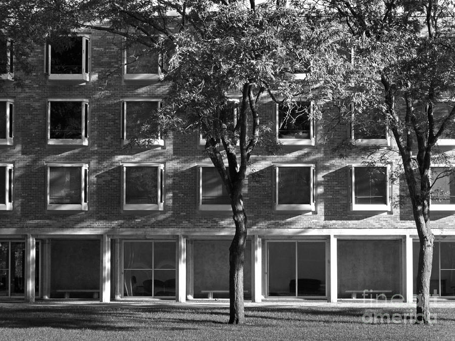 Drake University Goodwin Kirk Residence Hall Photograph  - Drake University Goodwin Kirk Residence Hall Fine Art Print