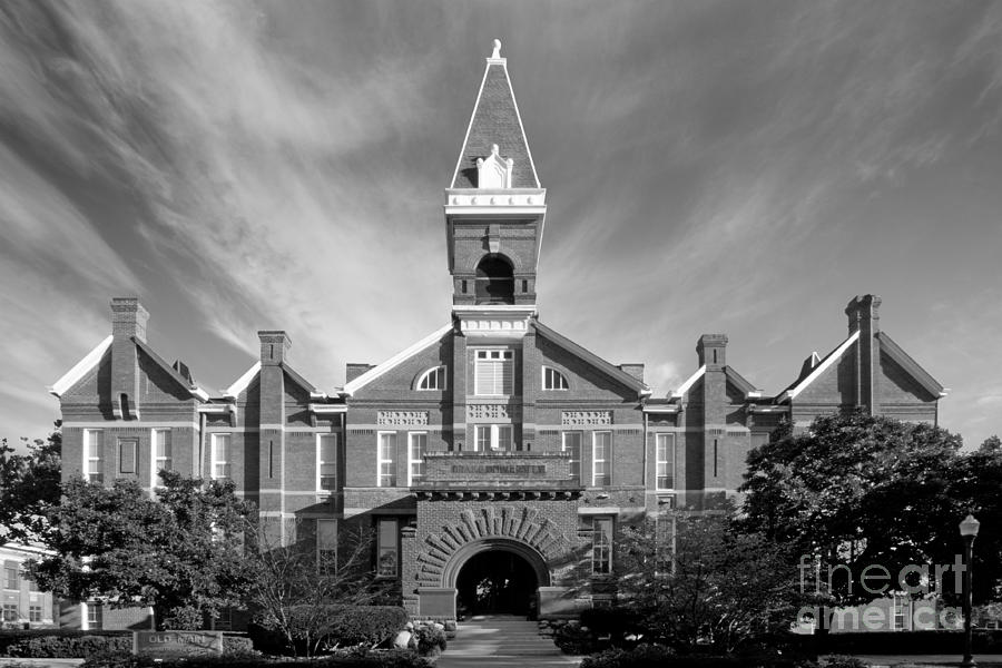 Drake University Old Main Photograph  - Drake University Old Main Fine Art Print