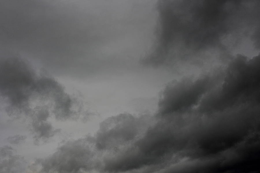 Dramatic Clouds Photograph  - Dramatic Clouds Fine Art Print