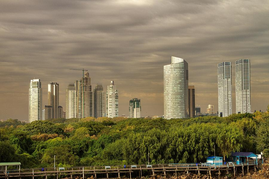 Dramatic Modern Buenos Aires Photograph