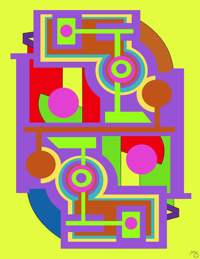 Drawn2abstract135 Drawing