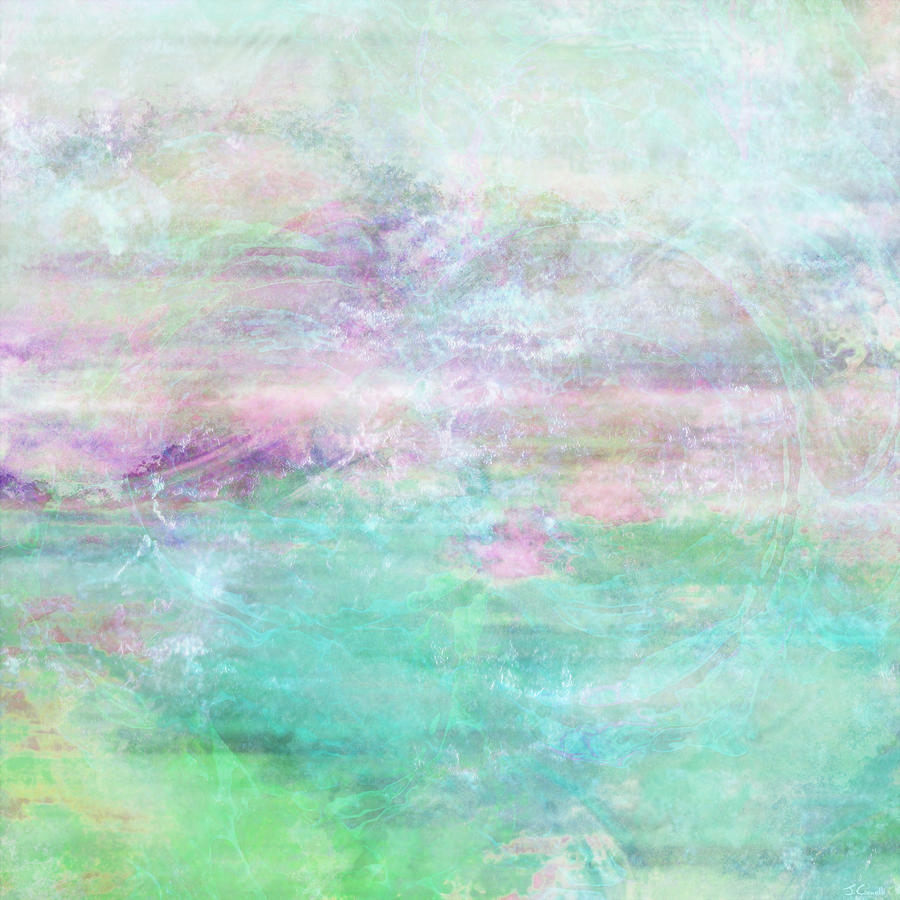 Abstract Art Mixed Media - Dream - Abstract Art by Jaison Cianelli