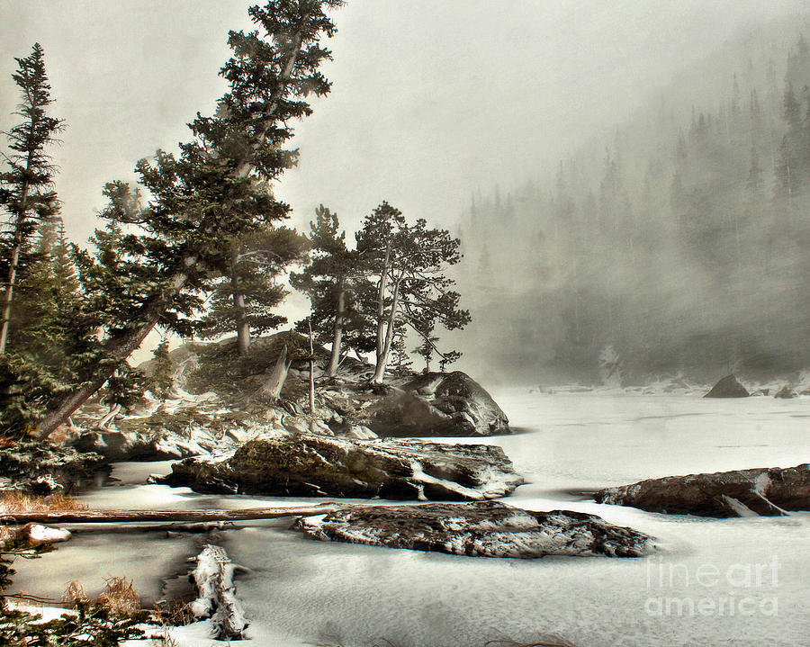 Dream Blizzard Photograph  - Dream Blizzard Fine Art Print