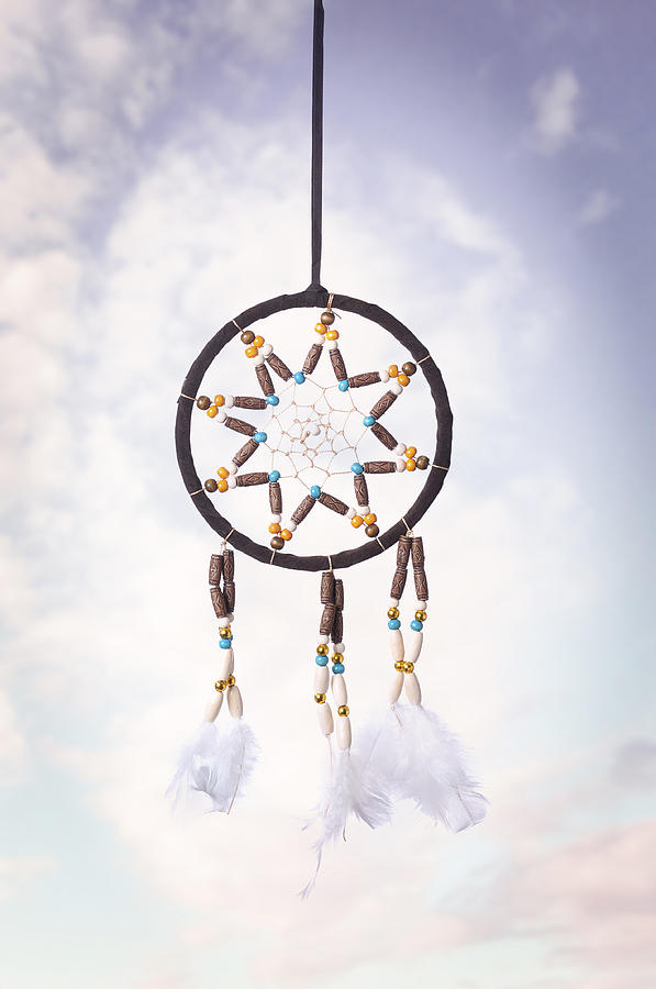 Dream Catcher Photograph  - Dream Catcher Fine Art Print