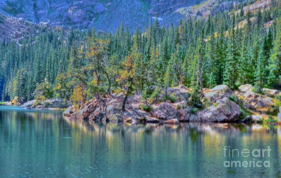 Dream Photograph - Dream Lake by Kathleen Struckle