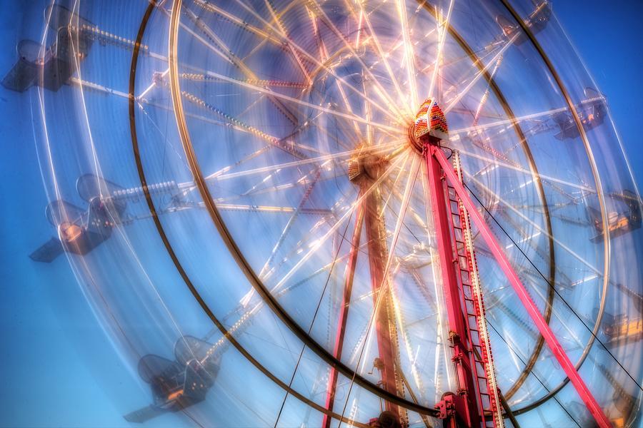 Dream Wheel Photograph