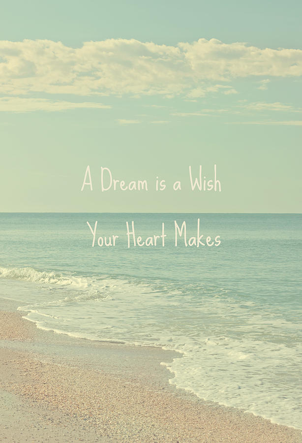 Dreams And Wishes Photograph