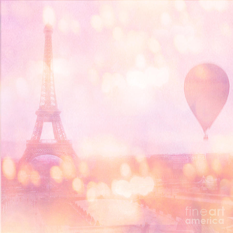 Eiffel Tower Tumblr Photography Pink | www.imgkid.com ...
