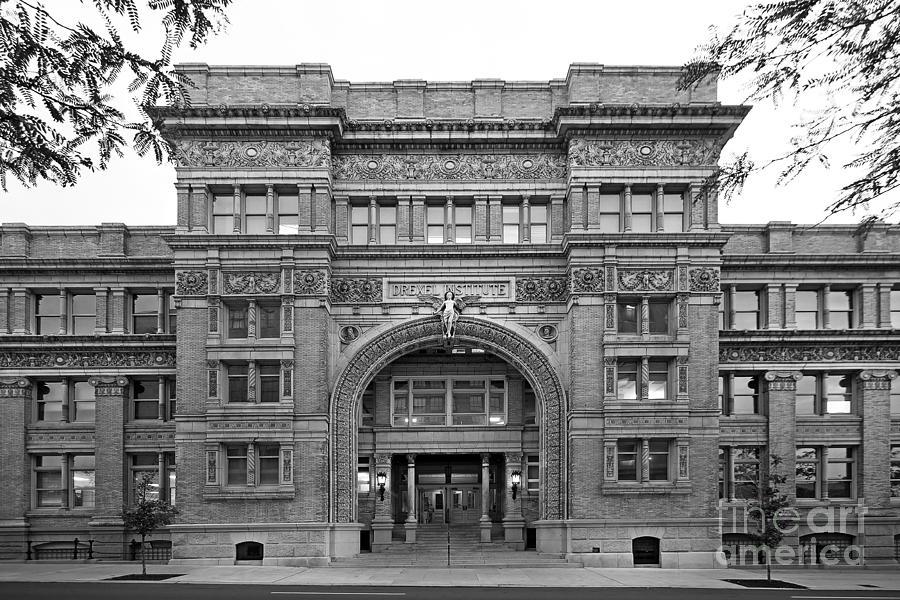 Drexel University Main Building Photograph