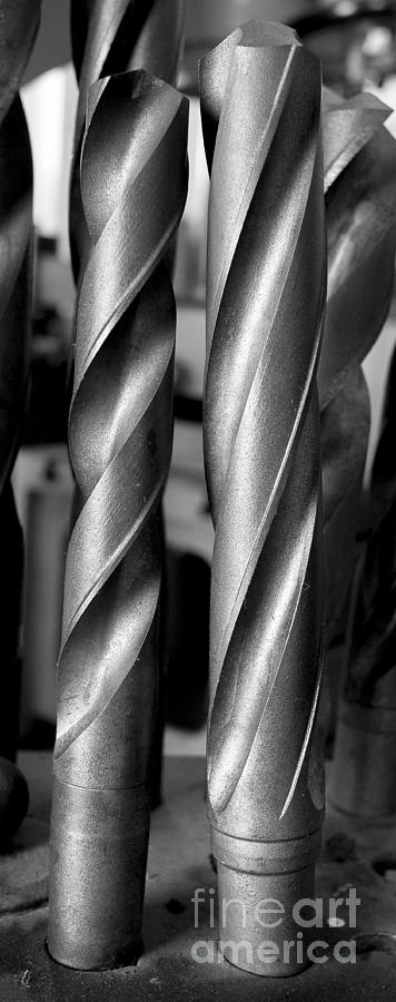 Drills Photograph