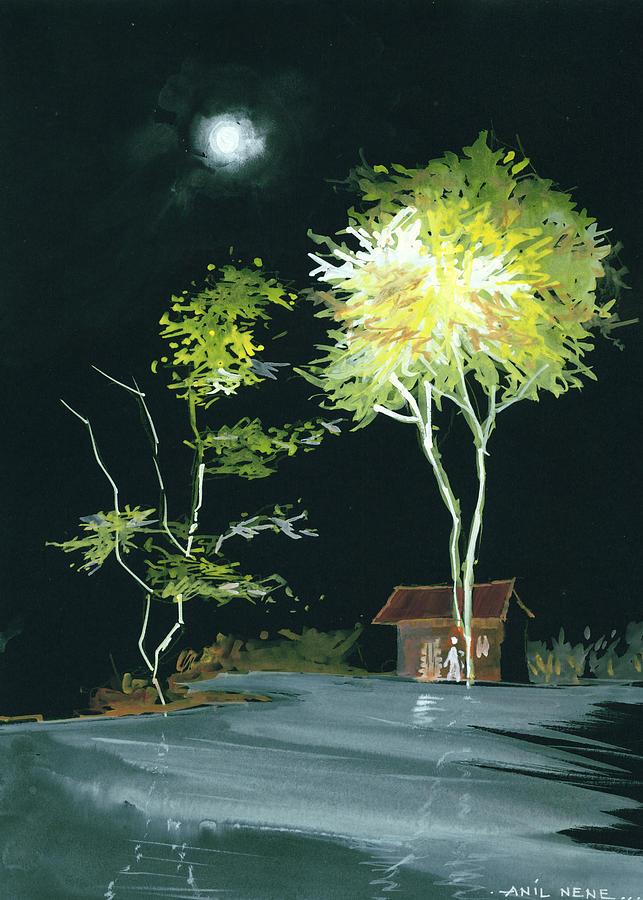 Drive Inn Painting