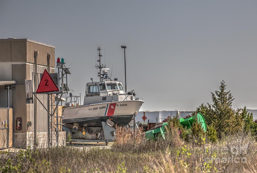 Dry Dock Photograph