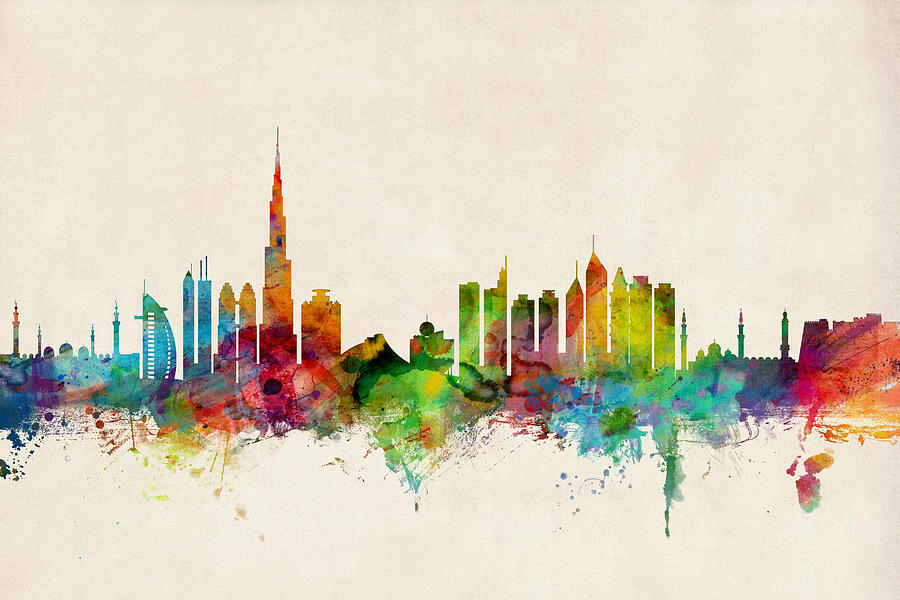 How to Paint a City Skyline in Watercolor recommendations