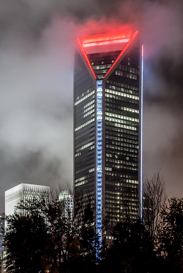 Duke Energy Center Photograph