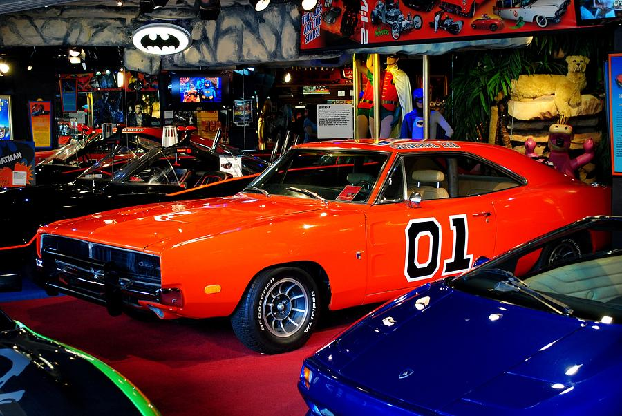 Dukes Of Hazzard Photograph  - Dukes Of Hazzard Fine Art Print