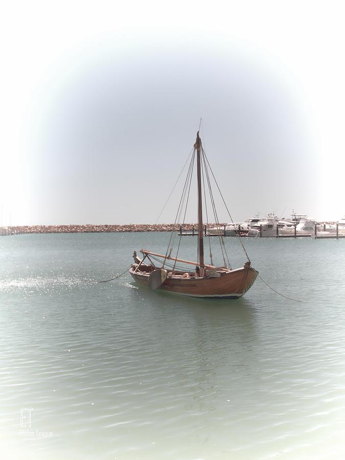 Boat Photograph - Dutch Vessel by Elaine Teague
