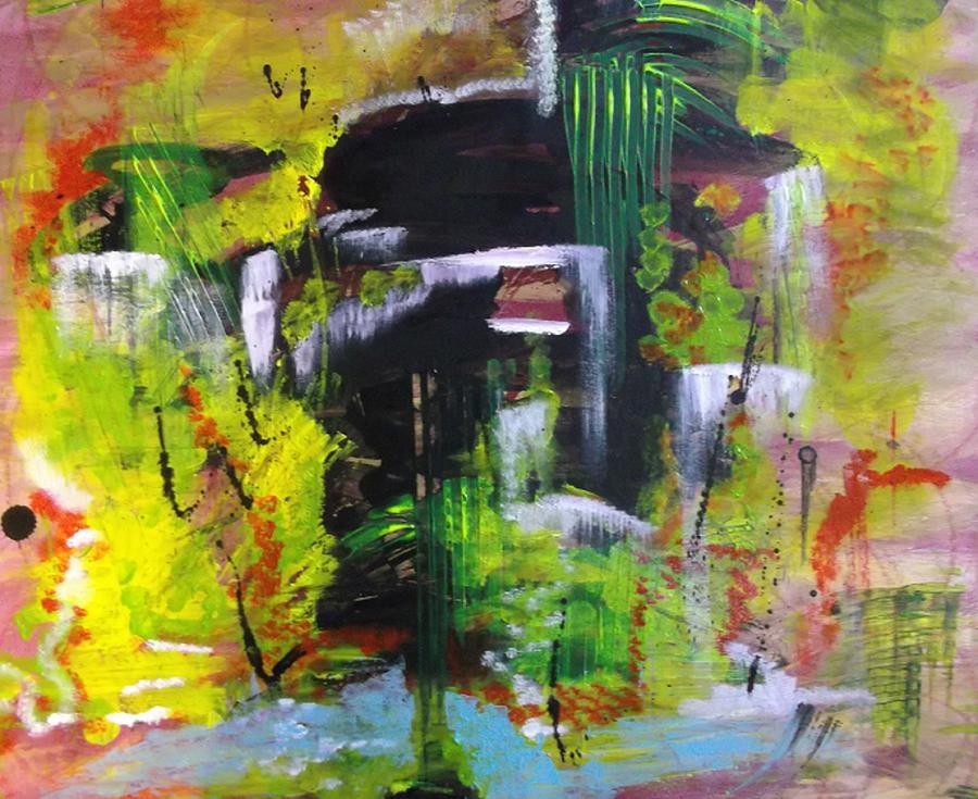 Dwelling Painting