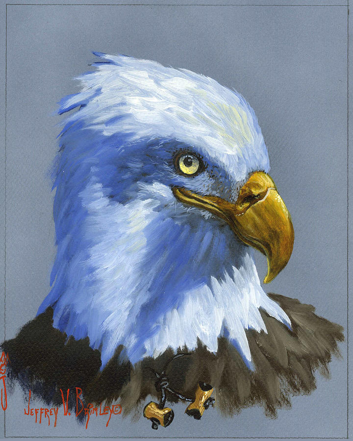 Eagle Patrol Painting