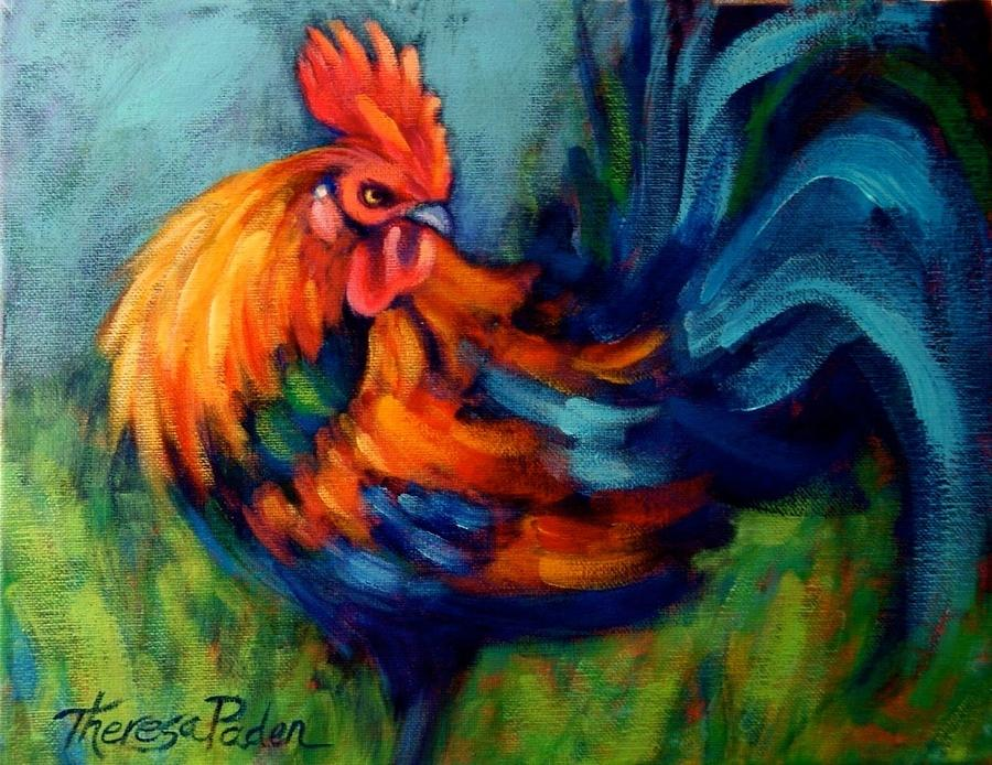 Early Bird Painting  - Early Bird Fine Art Print