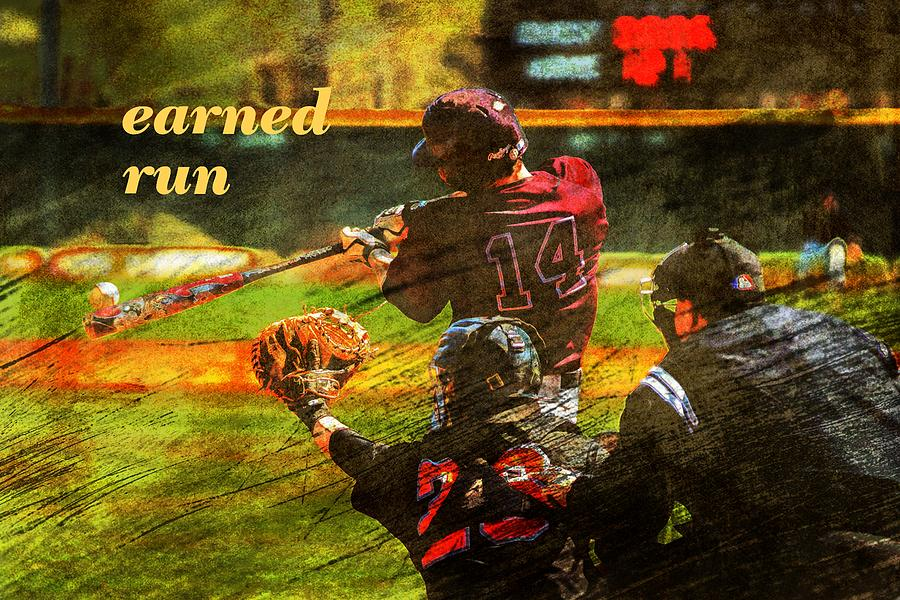 Earned Run Photograph  - Earned Run Fine Art Print