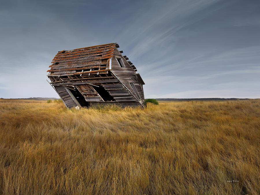 East Montana Texture Photograph