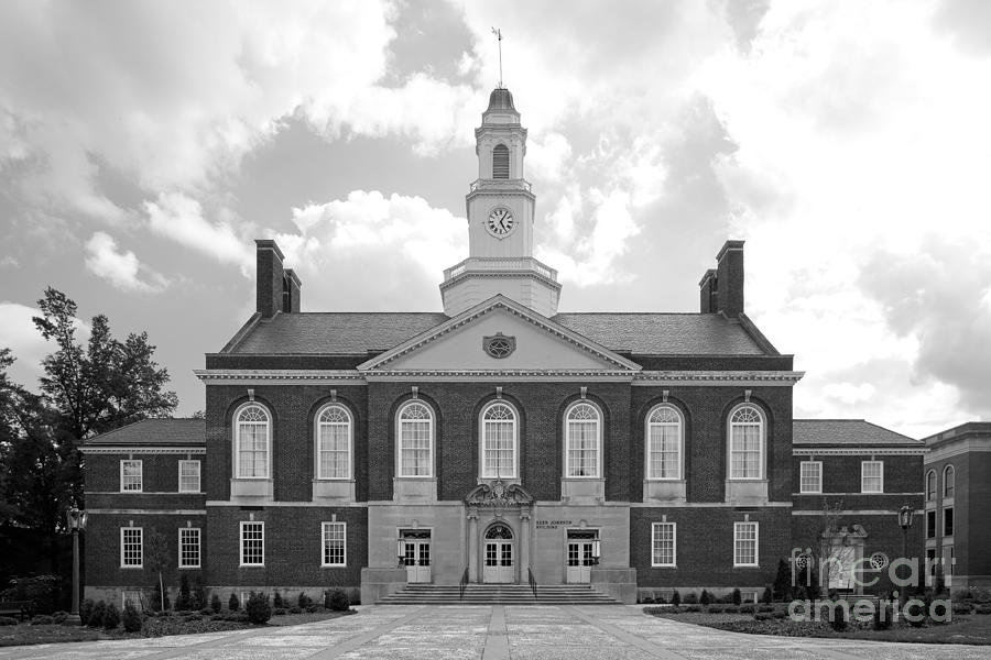 Eastern Kentucky University Keen Johnson Building Photograph