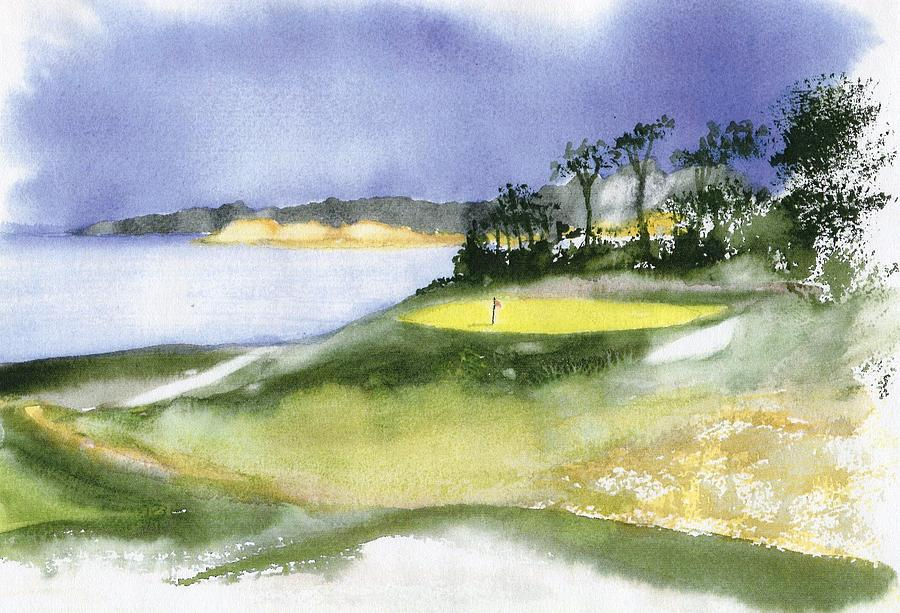 Eastward Ho Country Club Painting  - Eastward Ho Country Club Fine Art Print
