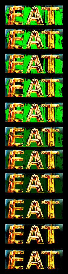 Eat Up Photograph