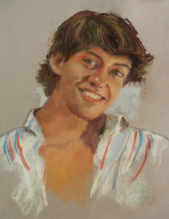 Edgar 2 Painting