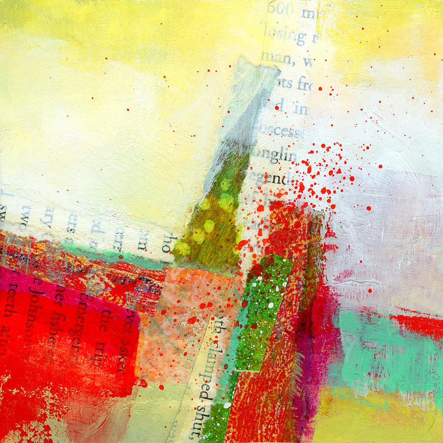 Edge  57 Painting  - Edge  57 Fine Art Print