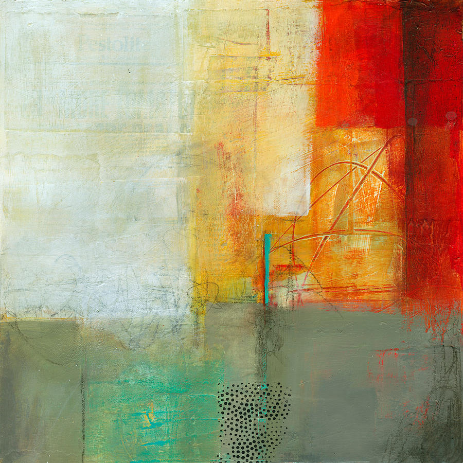 Edge Location 11 Painting  - Edge Location 11 Fine Art Print
