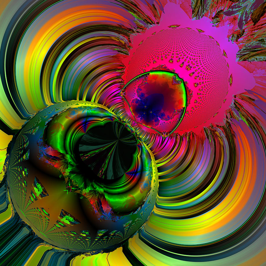 Eetsy Weetsy Spider Ocf 67 Digital Art