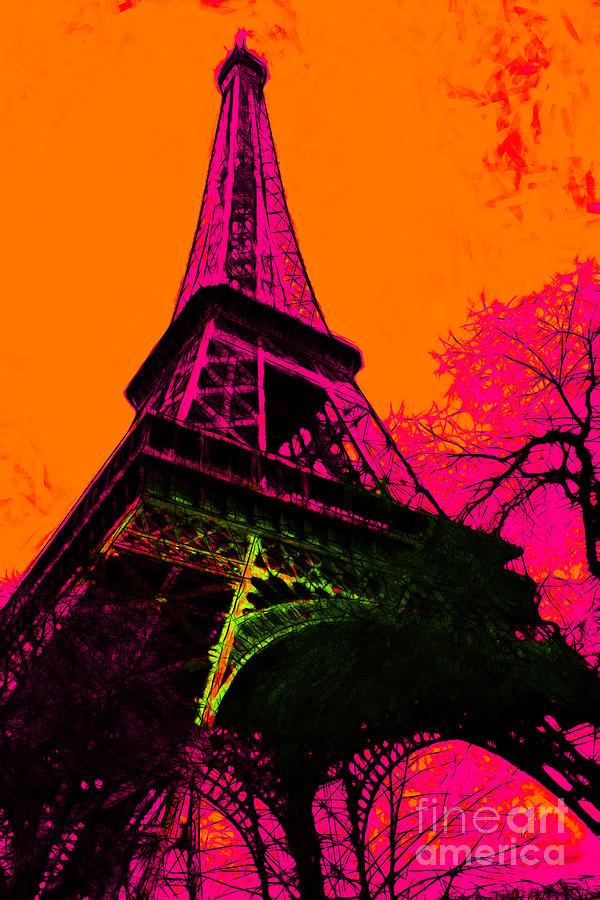 Eiffel 20130115v1 Photograph