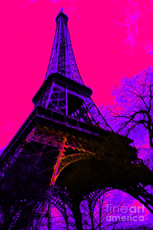 Eiffel 20130115v3 Photograph