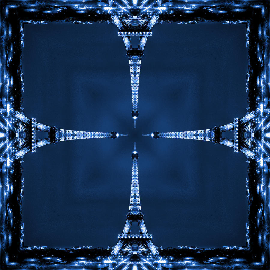 Eiffel Art 27 Photograph