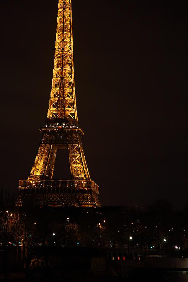 Eiffel Tower - Paris France - 011325 Photograph
