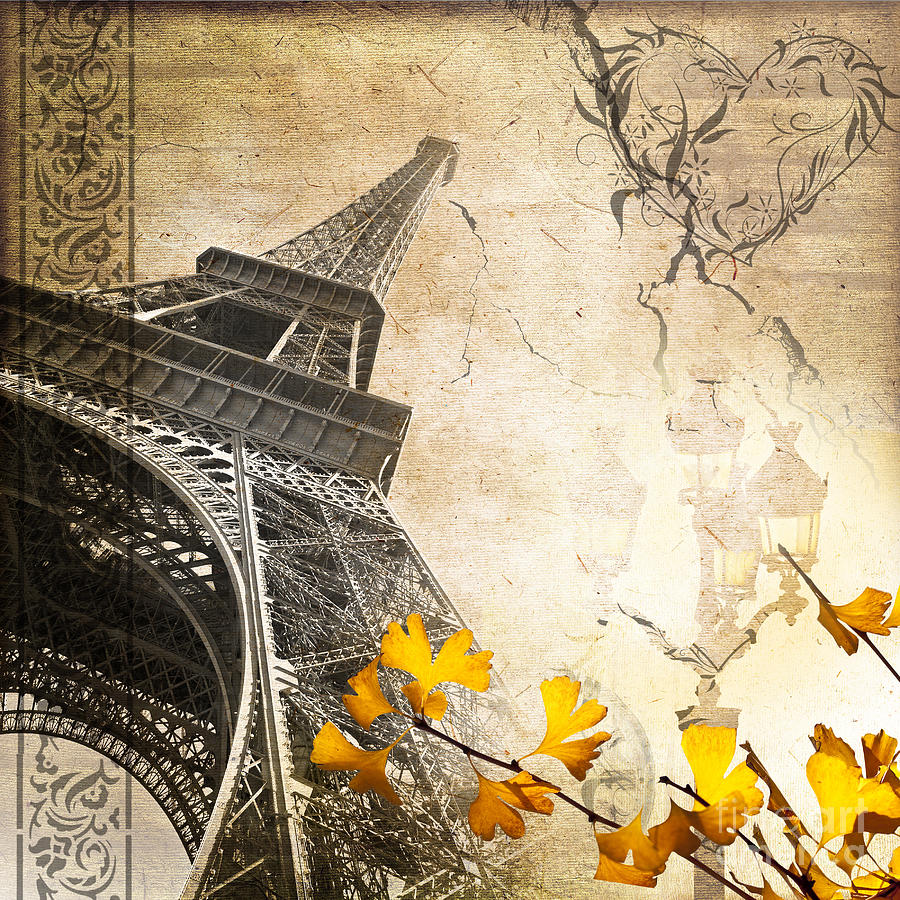 Back to Delphimages Photo Creations : Art / Digital Art / Eiffel Tower ...