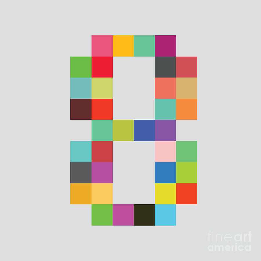 Eight Bit Digital Art