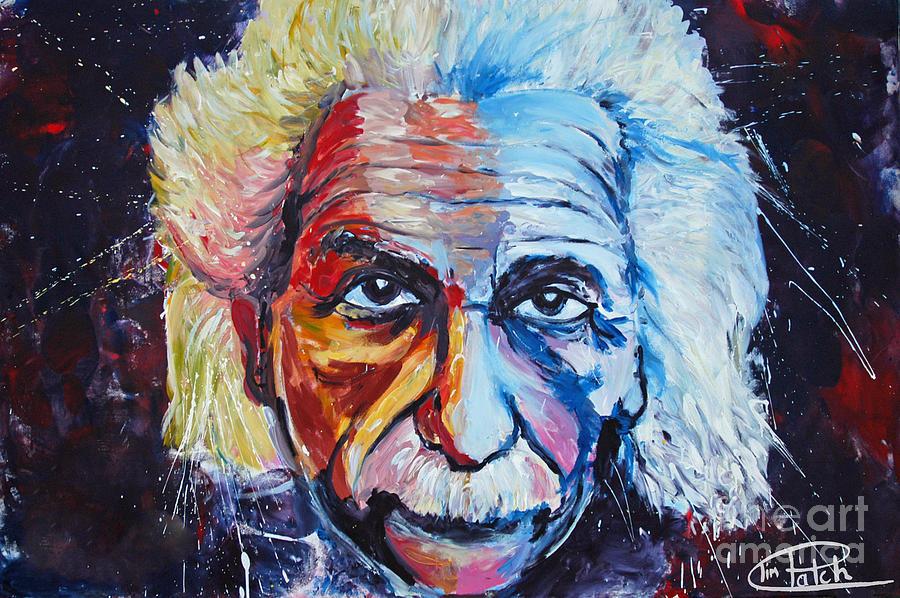 El Artista que pinta con la Chota, pasa te la muestra: