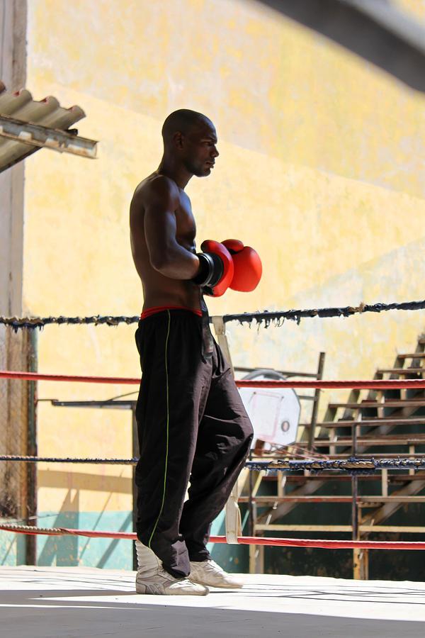 El Boxeador Photograph