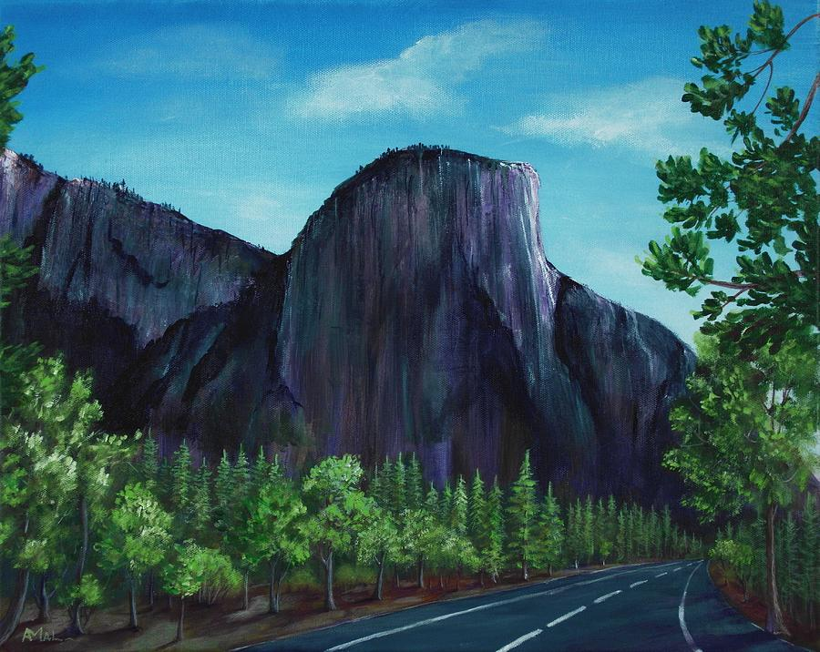 El Capitan Painting