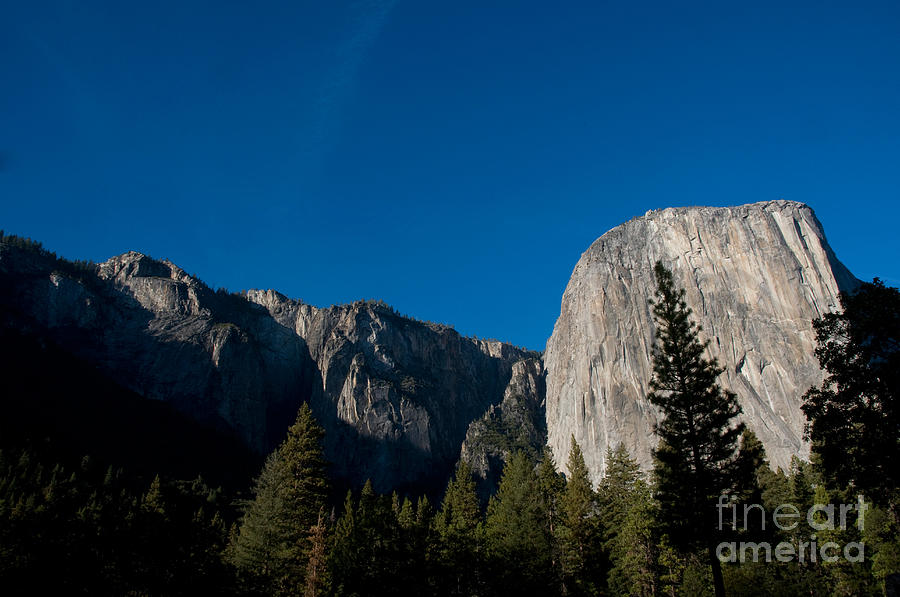 El Capitan, Yosemite Np Photograph